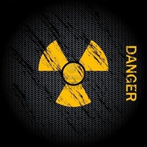 9286439-nuclear-danger-background